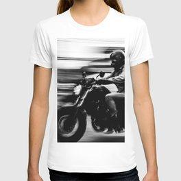 Bangkok Motorcyclist T-shirt