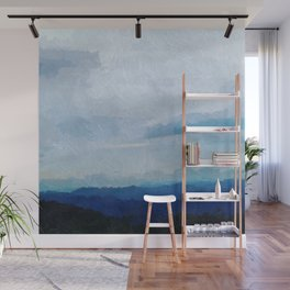 Glorious Majestic Mountains Wall Mural