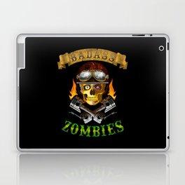 Badass Zombies Laptop & iPad Skin