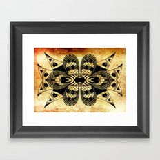 Ubiquitous Bird Collection5 Framed Art Print