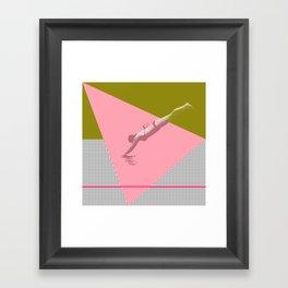 PLOUF Framed Art Print