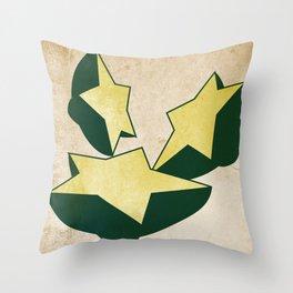 Balimbing Throw Pillow