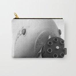 Airplane Machine Gun Carry-All Pouch