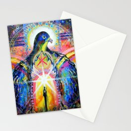 'Guardian of the Ways' Stationery Cards