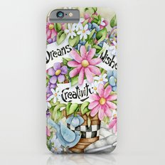 Dreams Wishes And Creativity iPhone 6s Slim Case