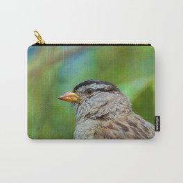Sparrow the Portrait Carry-All Pouch