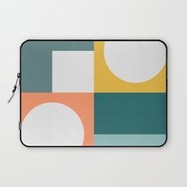 Modern Geometric 53 Laptop Sleeve
