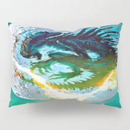 Monster Inside Egg Pillow Sham