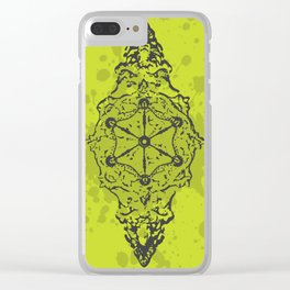 MH009-G Clear iPhone Case
