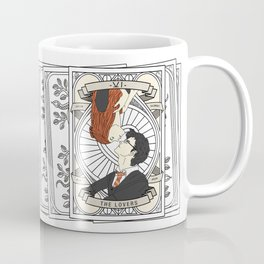 Harry Potter Tarot Coffee Mug