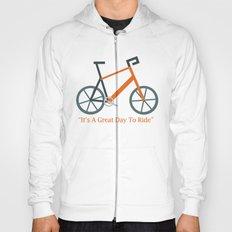 Orange Bike Hoody