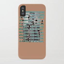 Jumble Tumble Boy iPhone Case