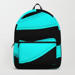 Hot Wavy C Backpack