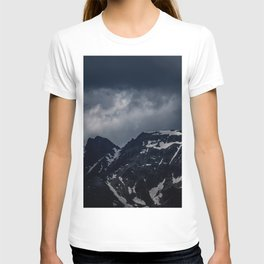 Dark Mountain mood T-shirt