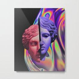 DISSOCIATION ⏤ DORIAN LEGRET + MALAVIDA Metal Print