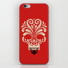 Killer Tune iPhone Skin