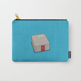 Escape Key Carry-All Pouch