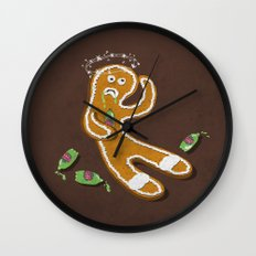 Ginger Ale Wall Clock