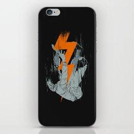 Fall Effect iPhone Skin