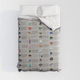 Crystal Healing Guide Comforters