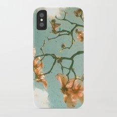 Sweet Magnolia Slim Case iPhone X