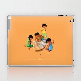 Our handmade kite Laptop & iPad Skin