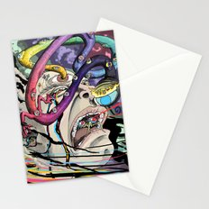Total Freak Out Stationery Cards