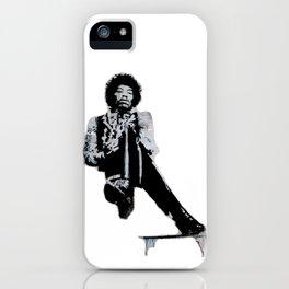 JIMI - urban ART iPhone Case