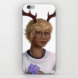 Kind deer iPhone Skin