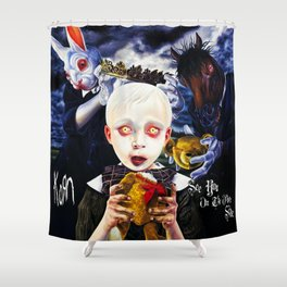 JONATHAN DAVIS SEE YOU ON THE OTHER SIDE TOUR DATES 2019 FIZI Shower Curtain