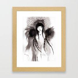 La mejor victoria Framed Art Print