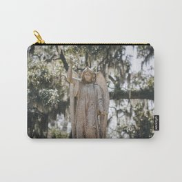 Bonaventure Cemetery Angel Carry-All Pouch