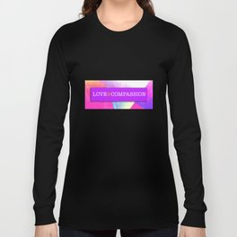 Love&Compassion Long Sleeve T-shirt