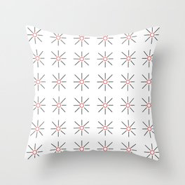 Sun and color 7 Throw Pillow
