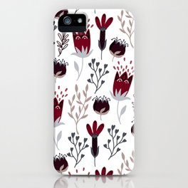 Winter Garden iPhone Case