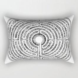 Chartres Garden Rectangular Pillow