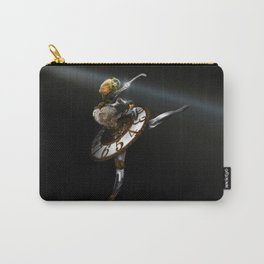 """""""Music Box - The Dance Of Hours"""" Carry-All Pouch"""