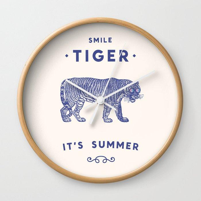 Smile Tiger its Summer