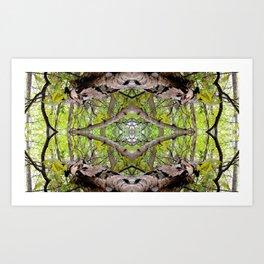 Branching Foward Art Print