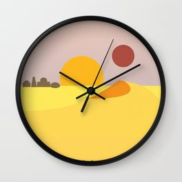 A New Hope Wall Clock