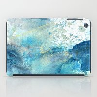 musa iPad Cases featuring Drops in the Sky by Sheila Burgos - Musa Indulge