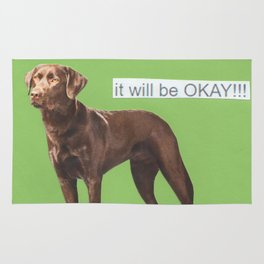 trust dog Rug