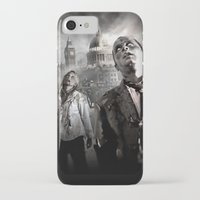 zombies iPhone & iPod Cases featuring Zombies by Joe Roberts