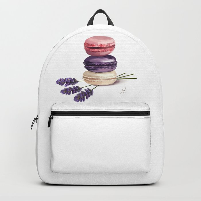 Macarons Backpack