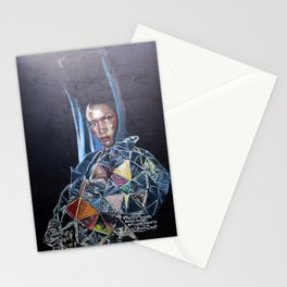 Grace Jones Mural Stationery Cards