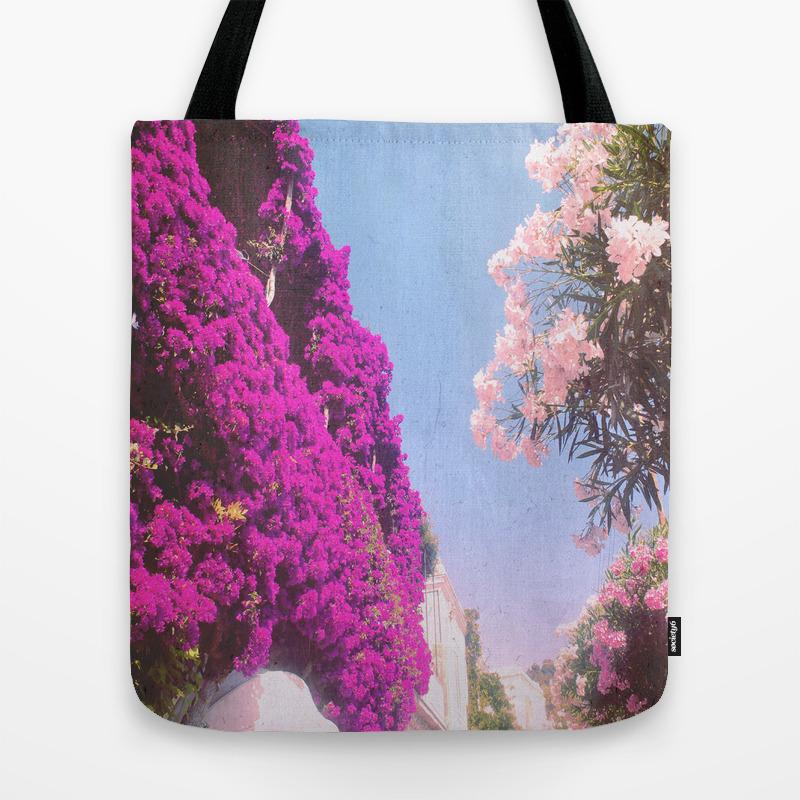 57e8cd10291d Summer Dreamin' Amalfi Coast Tote Bag by zachboyers | Society6