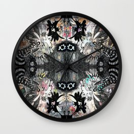 Tagged Wonderland Of Love Wall Clock