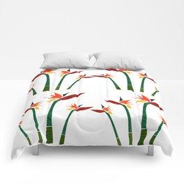 Strelizia Comforters