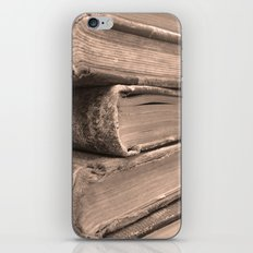 Stacks of Stories  iPhone & iPod Skin