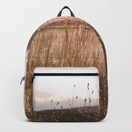 Summer Fields - Rustic Adventure Nature Photography Backpack